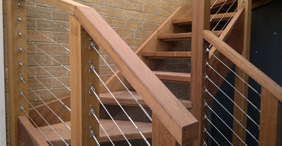 Timber Handrails 01