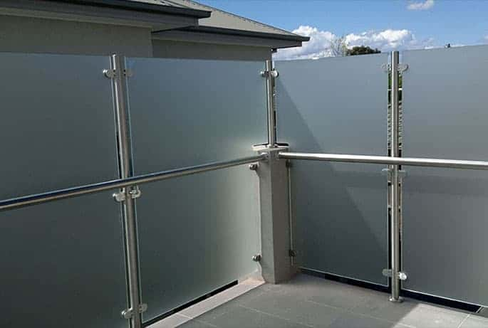 Frameless Glass Balustrade Melbourne Glass Balcony Balustrades